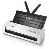 Escaner documental brother ads-1200 compacto departamental / 25hpm / duplex automatico / micro USB 3.0 / adf  ...