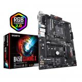 Placa base gygabyte AMD b450 <em>gaming</em> x socket am4 DDR4x4 2933mhz max 64GB dvi-d HDMI ATX