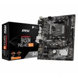 Placa base msi AMD b450m pro-m2 max socket am4 DDR4 x