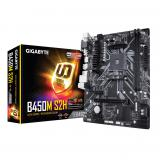 Placa base gigabyte AMD b450m-s2h  socket am4 DDR4x2 2993mhz max 32GB d-sub dvi-d HDMI mATX