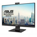 "Monitor led asus ips be24eqk 23.8"" 5ms 1920 x 1080 HDMI d-sub  display port webcam"