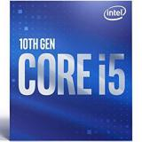 Micro. intel i5 10400 fclga1200 10ª generación 6 nucleos 2.9ghz 12MB no graphics in box