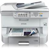 Multifunción epson inyección color wf-8590dwf workforce pro fax / a3 / 34ppm / USB / red / WiFi  ...