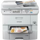 Multifunción epson inyección color wf-6590dwf workforce pro fax / a4 / 34ppm / USB / red / WiFi  ...