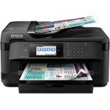 Multifunción epson inyección color wf-7710dwf fax / a3 / 18ppm / USB / red / WiFi / WiFi direct  ...
