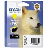 Cartucho tinta epson c13t09644010 r2880 t0964 aprox. 890 pag amarillo