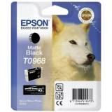 Cartucho tinta epson t0968 negro mate 11.4ml stylus photor2880