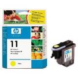 Cabezal impresión hp 11 c4813a amarillo 24000 paginas 500 / 500ps / k850