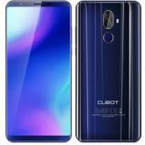 Teléfono movil smartphone cubot x18 plus azul /