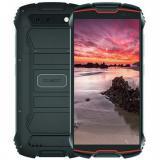 "Teléfono movil smartphone cubot king kong mini 4"" negro y rojo / 32GB rom / 3GB ram / 13mpx -  ..."