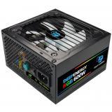 Fuente de alimentación coolbox deepenergy rGB600 / 600w 80+ bronze <em>gaming</em> rGB