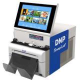 Kiosco de revelado dnp-sl620 ii