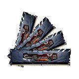 Memoria RAM DDR4 32g 4x8g pc3200 g.skill flare x  negro cl14