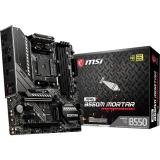 Placa base msi am4 mag b550m mortarpb  m-ATX / 4xDDR4