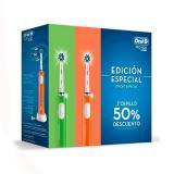 Cepillo dental electrico braun oral b pro600 ev p x2