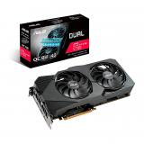 Tarjeta grafica asus AMD dual rx5700-o8g evo 8GB gDDR6 HDMI display port