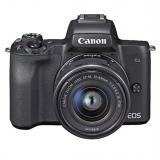 Cámara digital reflex canon eos m50 m15-45 s /