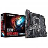 Placa base gigabyte intel z390 m gaming lga 1151 DDR4x4 64GB dvi-d HDMI micro ATX