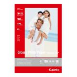 Papel fotografico canon gp-501 10x15cm 100 hojas pixma