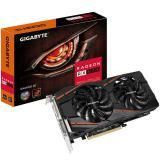 Tarjeta grafica gigabyte AMD radeon rx 570 gaming 4GB gDDR5 dvi-d displayport HDMI