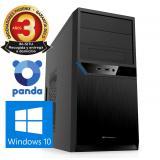 Ordenador pc Phoenix home intel dual core 4GB DDR4 250GB ssd rw micro ATX windows 10