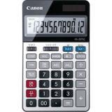 Calculadora canon sobremesa hs-20tsc / 12 digitos / alimentación solar y pila reemplazable