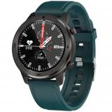 "Reloj innjoo smartwatch voom sport correa verde / 1.33"" / health tracker / bt music controller"