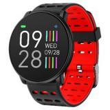 """Reloj innjoo sport watch rojo redondo / 1.33"""" / 512kb rom / 64kb ram / bluetooth 4.0"""