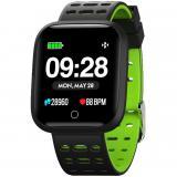 "Reloj innjoo sport watch verde cuadrado / 1.33"" / 512kb rom / 64kb ram / bluetooth 4.0"