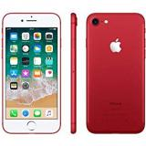 "Teléfono movil smartphone reware apple iphone 7 128GB red / 4.7"" / reacondicionado / refurbish /  ..."