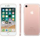 "Teléfono movil smartphone reware apple iphone 7 32GB rose gold / 4.7"" / lector de huella /  ..."