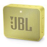 Altavoz bluetooth jbl go 2 sunny yellow / 3w / entrada