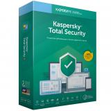 Antivirus kaspersky total security 2019 3 licencias