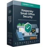Antivirus kaspersky small office security servidor + 5