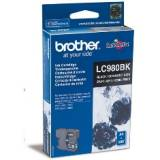 Cartucho tinta brother lc980bk negro 300 paginas dcp-165c / dcp-195c / dcp-375cw / mfc-250c / mfc-255cw