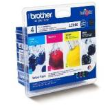Multipack brother lc980valpb dcp145 / 195c / 165c / 375cw / mfc250c / 255cw / 290c / 295cn