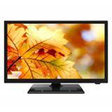 """TV schneider 22"""" led full HD negro / HDMI / USB / adaptador 12v."""