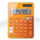 Calculadora canon sobremesa ls-123k naranja