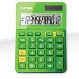 Calculadora canon sobremesa ls-123k verde