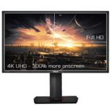 "Monitor <em>gaming</em> asus mg28uq 28"" / 4k 3840 x 2160 / uHD / USB 3.0 / HDMI 2.0 / displayport 1.2"