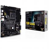 Placa base asus AMD tuf gaming b550-plus socket am4 DDR4 x4 max 128GB 3200mhz display port HDMI dvi-d ATX