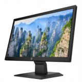 "Monitor led hp v20 19.5"" 1600x900 HDMI / VGA / negro / cable HDMI incluido"
