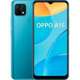 Teléfono movil smartphone oppo a15 mystery blue