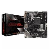 Placa base asrock AMD am4 a320m HDv DDR4x2 32GB dvi-d