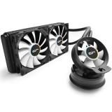 Kit refrigeración liquida cryorig a40 120 mm x 2 <em>gaming</em>