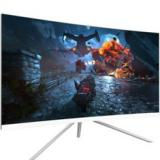 "Monitor led <em>gaming</em> denver 27"" full HD / mlc-270g / curvo"