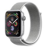 Reloj apple watch series 4 44mm caja de aluminio plateado