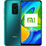 "Teléfono movil smartphone xiaomi redmi note 9 forest green / 6.53"" / 128GB rom / 4GB ram /  ..."
