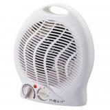 Calefactor nevir nvr- 9529fh 2 potencias / 1000w-2000w