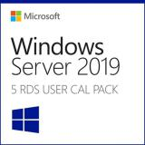 Microsoft windows server 2019 5 licencias para hpe proliant